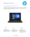 HP Notebook - 15-db1156ur
