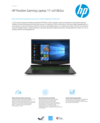 HP Pavilion Gaming Laptop - 17-cd1063ur