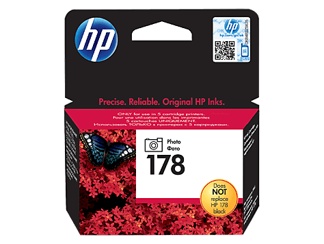 HP 178 Photo Black (CB317HE)