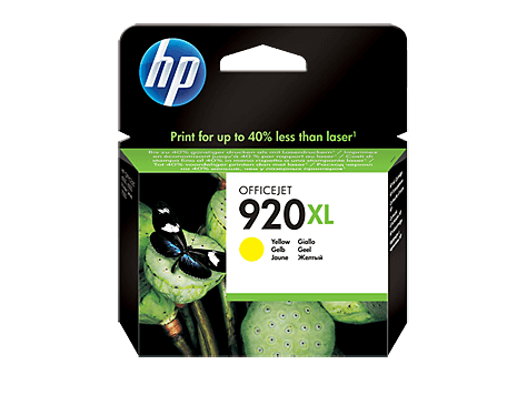 HP 920XL yellow (CD974AE)