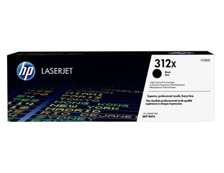 HP 312X Black 2-pack (CF380XD)