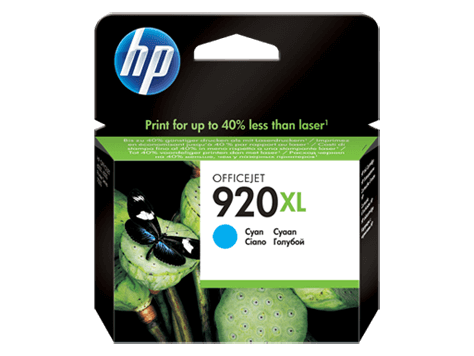 HP 920XL cyan (CD972AE)