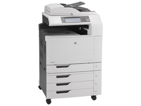 HP LaserJet Color MFP CM6030f