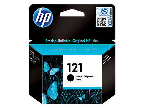 HP 121 black (CC640HE)