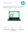 HP Laptop - 15-dw2021ur