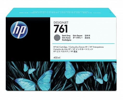 HP 761 Gray 400 ml (CM995A)