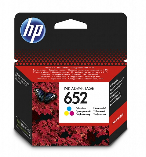 HP 652 Color (F6V24AE)
