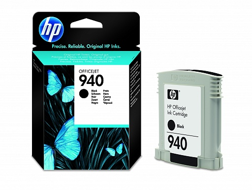 HP 940 Black (C4902AE)