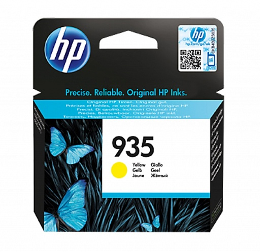 HP 935 yellow (C2P22AE)