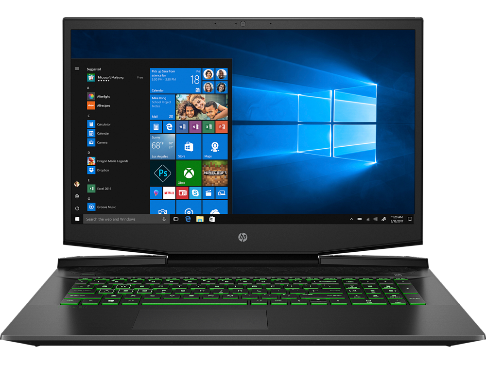 HP Pavilion Gaming 17-cd1063ur