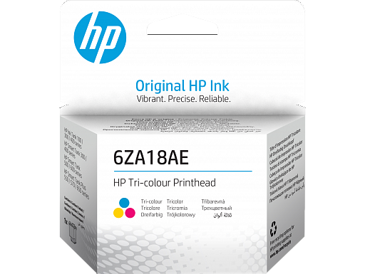 HP Printhead Tri-Color