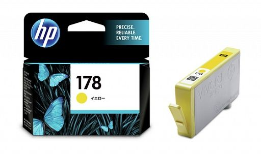 HP 178 Yellow (CB320HE)