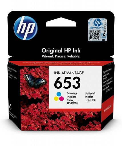 HP 653 Color