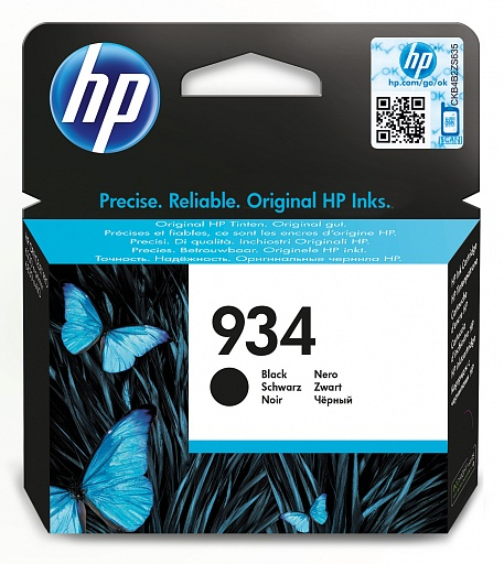 HP 934 black (C2P19AE)
