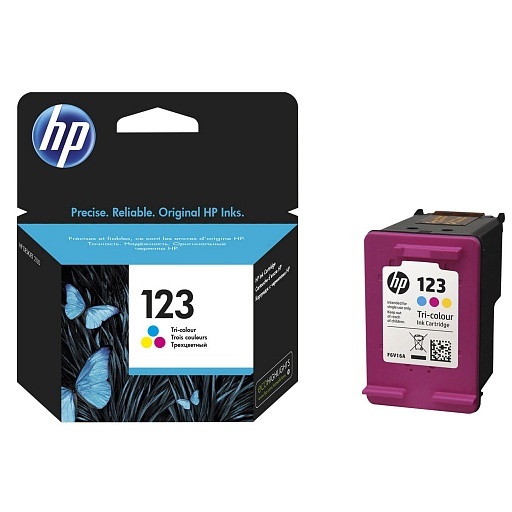 HP 123 color (F6V16AE)