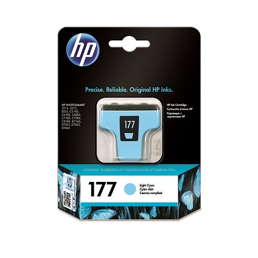 HP 177 Light Cyan
