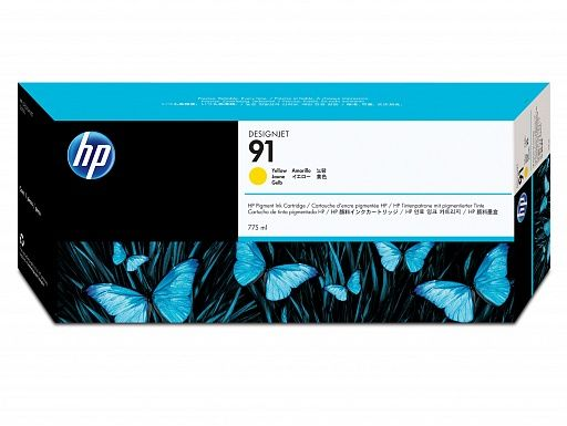 HP 91 Yellow (C9469A)