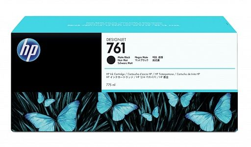HP 761 Matte Black 775 ml (CM997A)