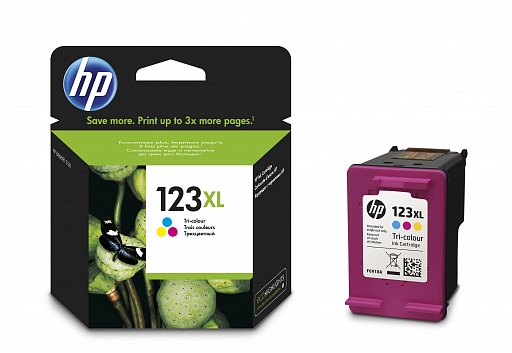 HP 123XL color (F6V18AE)