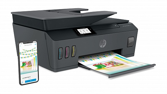 МФУ HP Smart Tank 615 All-in-One