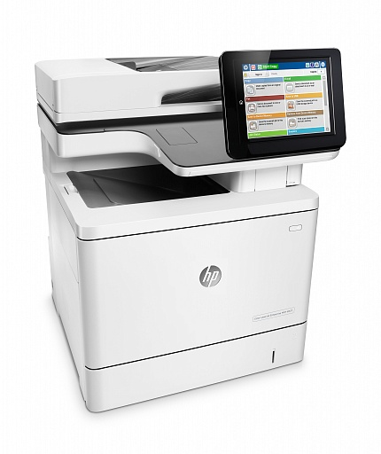 Серия HP LaserJet Enterprise M577f