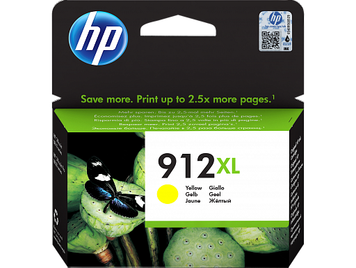 HP 912XL Yellow
